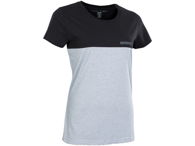 ION Seek Organic Cotton T-shirt Dames, black
